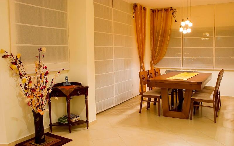 luxury desing dinner room