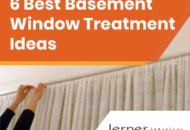 6 Best Basement Window Treatment Ideas