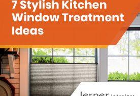 7 Stylish Kitchen Window Treatment Ideas