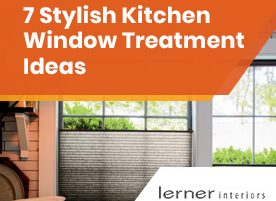 7 Stylish Kitchen Window Treatment Ideas