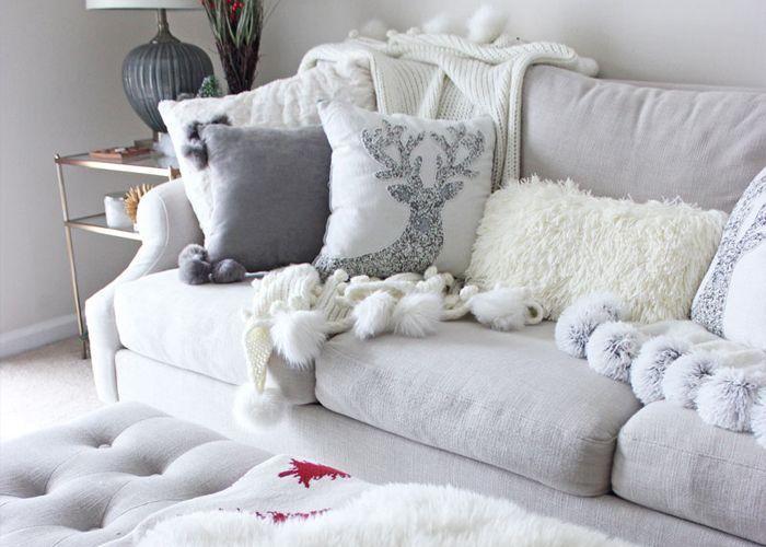 Add Fluffy Pillows