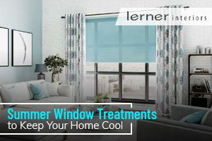 Summer Window Treatments