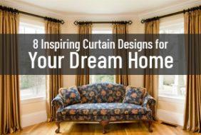 Inspiring Curtain Designs