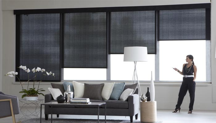 Motorized blinds and your home