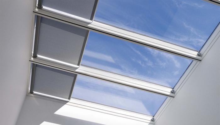 Window treatment for skylight