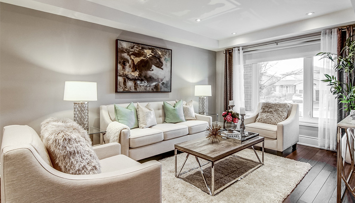 Ideal home staging