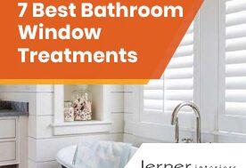 7 Best Bathroom Window Treatments