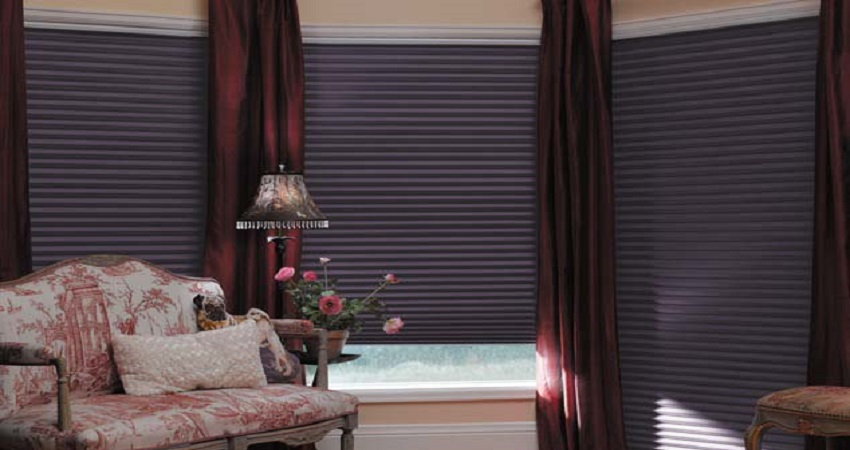 Blackout Honeycomb Shades