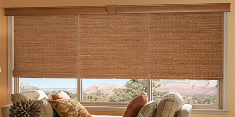 Cordless Textured Shades (2)