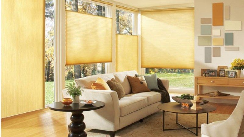 Honeycomb Shades Top Down- Bottom Up