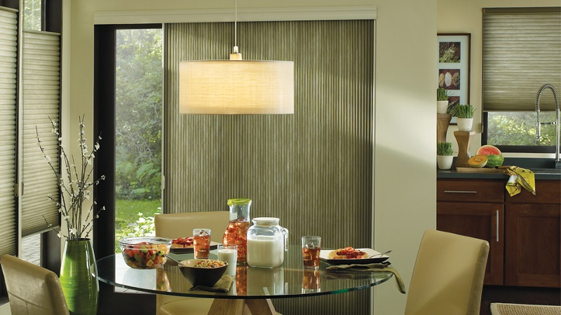 Honeycomb Vertical Shades (1)