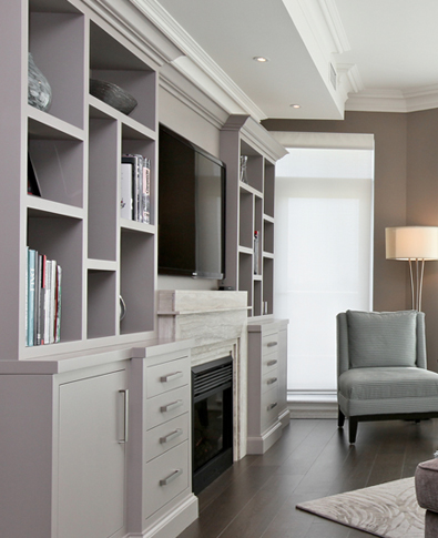 Toronto interior design services lerner interiors for Interior design services
