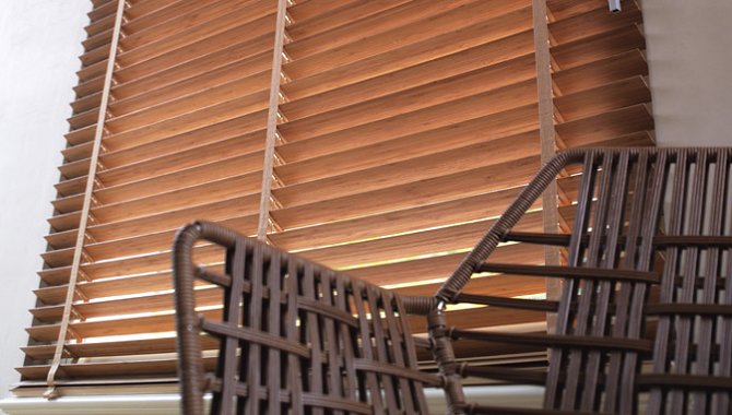 Designer Wood Blinds