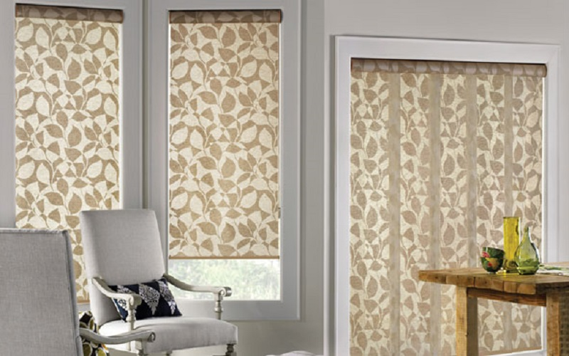 Fabric Roller Shades