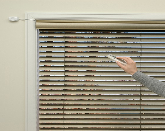 Motorized blinds toronto custom motorized blinds in toronto for Motorized blinds shades
