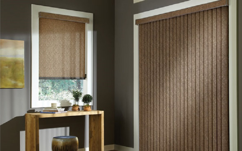 Roller & Vertical Shades