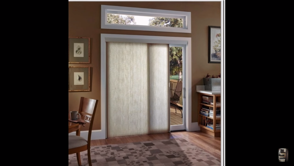Patio Door Blinds In Toronto Window Coverings For