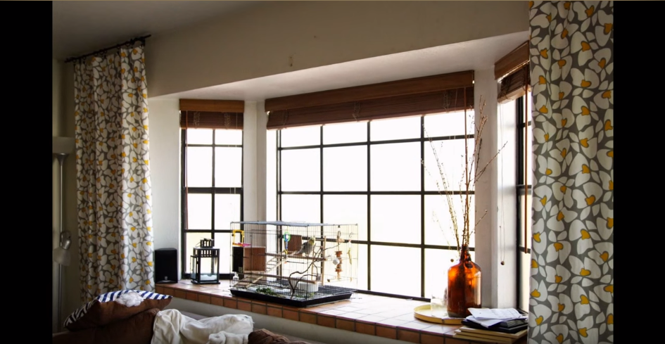 Window Coverings For Bay Windows Bay Window Curtains