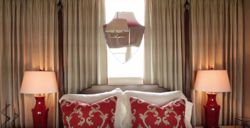 bedroom window coverings1