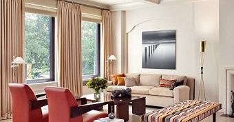 4 Ways to Mix and Match Window Treatments