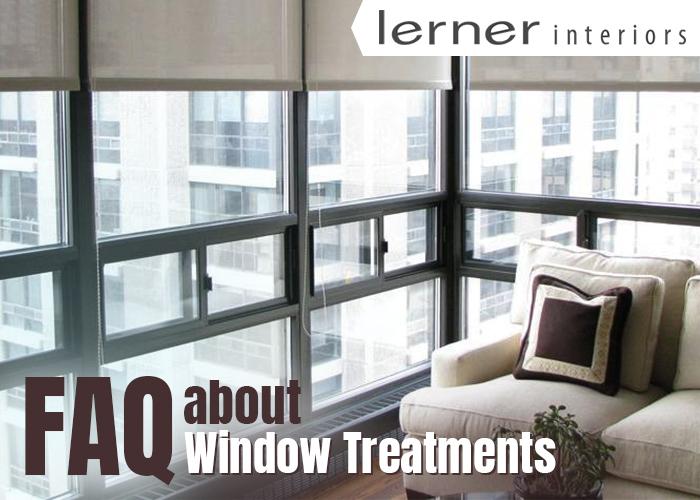 window treatments toronto
