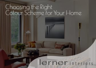 Tips on Choosing the Right Colour Scheme for Your Home (Part I)