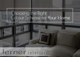 Tips on Choosing the Right Colour Scheme for Your Home (Part II)