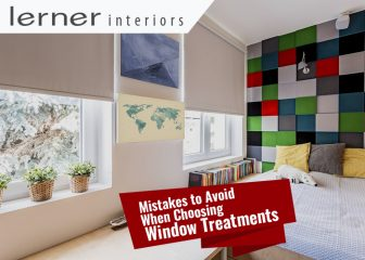 Mistakes to Avoid When Choosing New Window Treatments