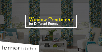 A Guide to Window Treatments for Different Rooms