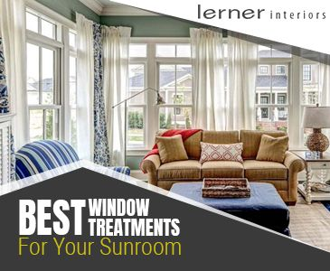 Best Window Treatments for Your Sunroom small