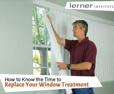 How to Know the Time to Replace Your Window Treatment 2