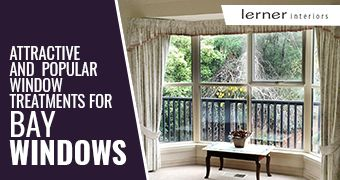 8 Attractive and Popular Window Treatments for Bay Windows