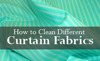 How-to-Clean-Different-Curtain-Fabrics