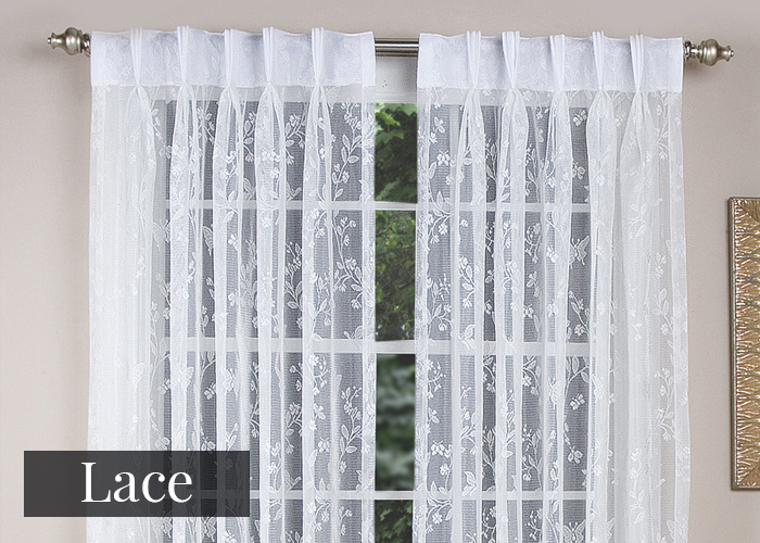 lace curtain fabric