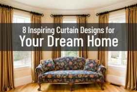 Inspiring Curtain Designs